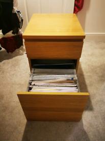Malm (IKEA) Filing Cabinet