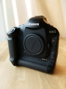 Canon Eos- 1 D mark IV