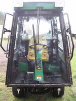 """John Deer F1145 W/ 72"""" Front mount attached"""