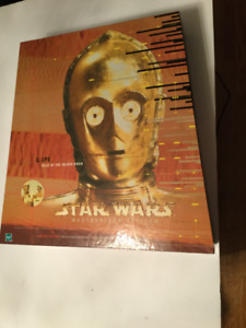 Star Wars Masterpiece C-3PO Tales of the Golden Droid new in box