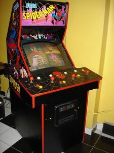 Wanted: ARCADE GAME CABINETS