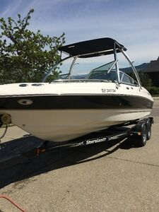 2006 CHAPARRAL 210SSI 5.7 W TOWER