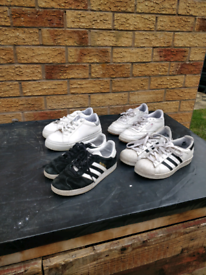Ladies trainers (£3 each, size 6)