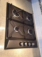 Top gas stove Works great
