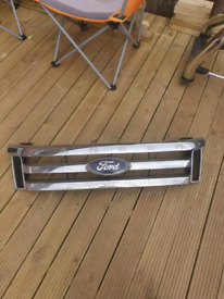 Ford ranger grill t6 pre face-lift