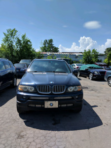 2005 BMW X5 4.4 for sale