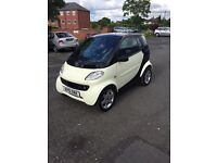 2002 SMART CITY PULSE **LOW*MILEAGE**33k** £30 A YEAR TAX