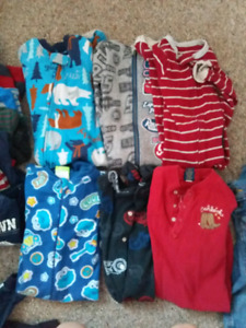 Boys 18 to 24 month lot