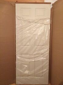 Brand new interior door