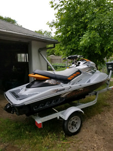 '08 Seadoo RXP X 255 with 85 hrs