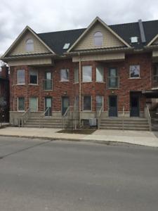 Downtown Hamilton 2 BR Townhouse, steps to GO & St Joseph's