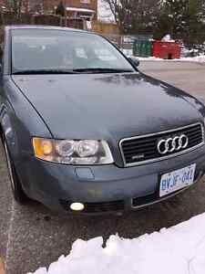 2002 Audi A4 1.8T Quattro. Clean Car. Custom Android Auto