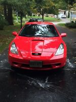 2000 Toyota Celica - $1500 as is. Firm