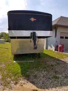 Spray Foam Trailer for commercial and residential applications