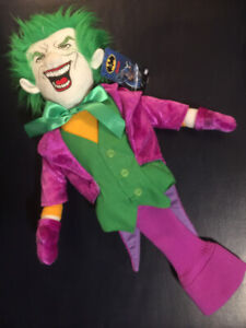 The Joker Golf Club Head Cover with Tag. DC Comic Batman
