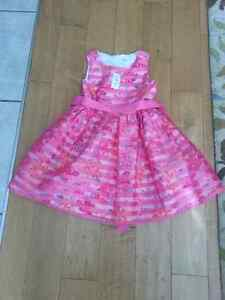 Brand New With TAGS Girls Size 8 Party Dress