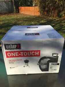 Weber Charcoal BBQ - new in box