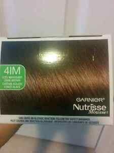 Garnier nutrisse mouse hair colour 4IM iced mahogany dark brown Oakville / Halton Region Toronto (GTA) image 2