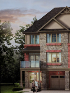 NEW 3 BEDROOM TOWNHOME FOR RENT ANCASTER Nov 1,2018