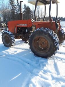 1986 Allis Chalmers 6060 4WD Tractor