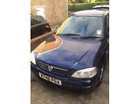 Vauxhall Astra 1.8 16v CDX