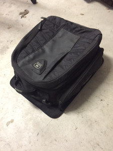 Motorcycle luggage and accessories