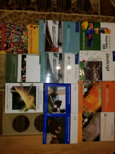 St. Clair college networking books