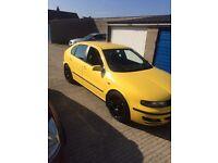 Seat leon Cupra 20v turbo
