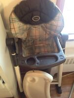 Great condition high chair!