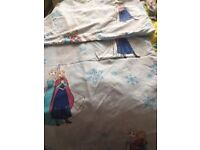 Frozen quilt cover