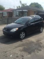 2005 Toyota Matrix fully loaded