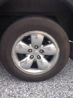 20 Inch Dodge Ram Wheels and Tires