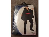 Brand new Bandit Hero Halloween costume RRP £34.99