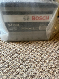 New car battery for sale bosch 44 KW