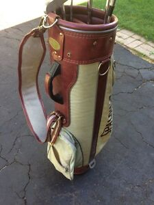 Golf bag and clubs Kitchener / Waterloo Kitchener Area image 2