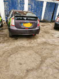 Toyota Prius for breaking 2014