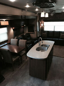 2014 Landmark 37' Grand Canyon Triple Strathcona County Edmonton Area image 5