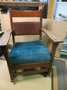 Lovely antique rocking chair
