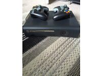 XBOX 360 Elite 120Gb + Games