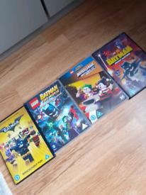 Batman kids DVDs