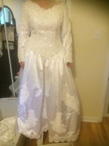 Traditional wedding dress West Island Greater Montréal image 6