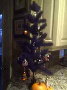 """Halloween Spooky Tree Black bendable branches 36"""" tall Kitchener / Waterloo Kitchener Area image 1"""