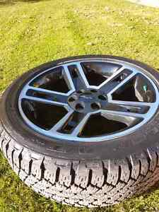 "22"" Chevy wheels new!"