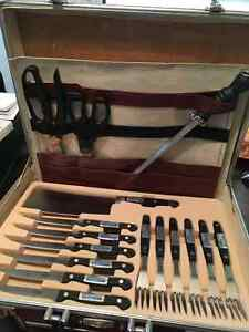 Haushahn Deluxe Knife Set