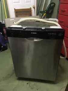 Bosch Stainless Steel Dishwaher