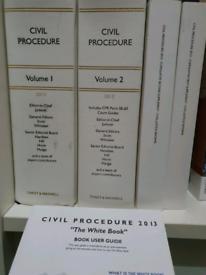 LPC BPTC LAW BOOKS FOR SALE