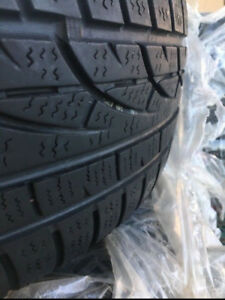 FULL SET Of Winter Tires and Rims - 205 / 60 / 15 - 5x114.3