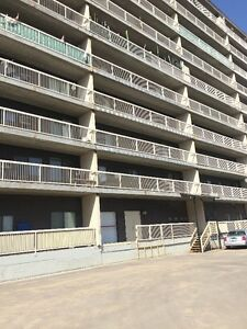 large  1 bedroom apartment in adult building