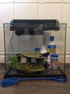 Great Value! 5 Gallon Aquarium + Everything to Get Started