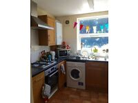 Large double in 3 bed flat w/ shared living room off Chatsworth Road/ Available 13th August